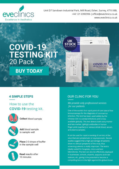 Covid 19 Testing Kit